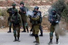 الاحتلال يعتدي على طلبة الخضر في بيت لحم