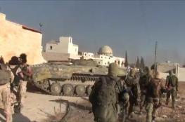 المعارضة تكسب مواقع جديدة وتدخل أحياء حلب الغربية