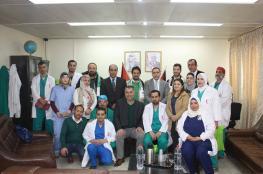 وفود طبية تجري 50 عملية جراحية معقدة في 3 مستشفيات حكومية