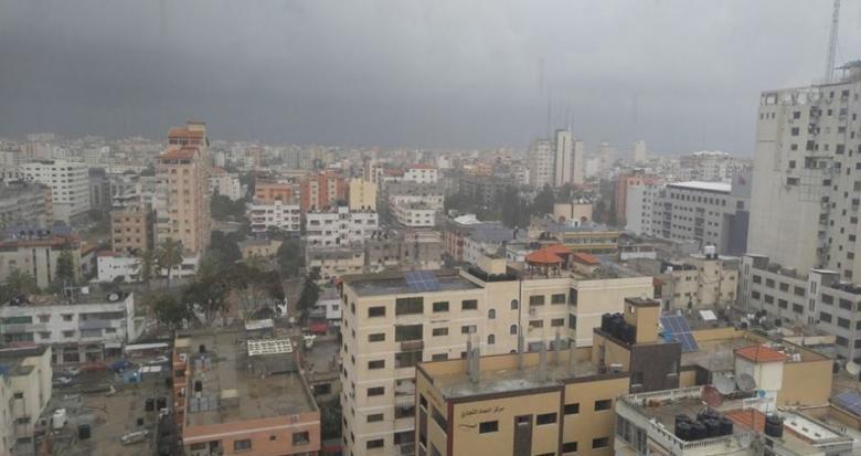 الأرصاد: فجراً أمطار في معظم أرجاء فلسطين