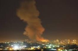 طائرات الاحتلال تستهدف موقعًا للمقاومة شمال القطاع
