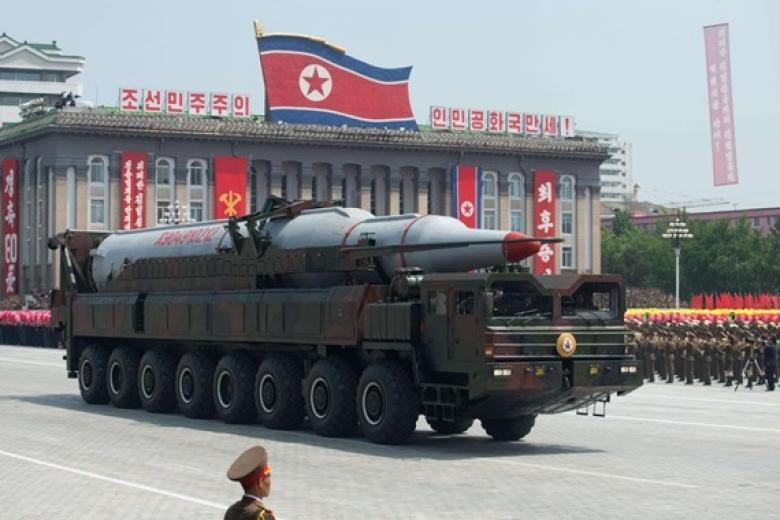 """كوريا الشمالية تتوعد ترمب """"بالقوة المطلقة"""""""