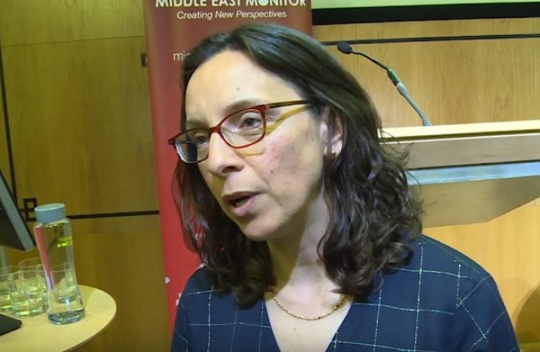 """محامية دولية: نلاحق """"إسرائيل"""" بسبب عنصريتها"""