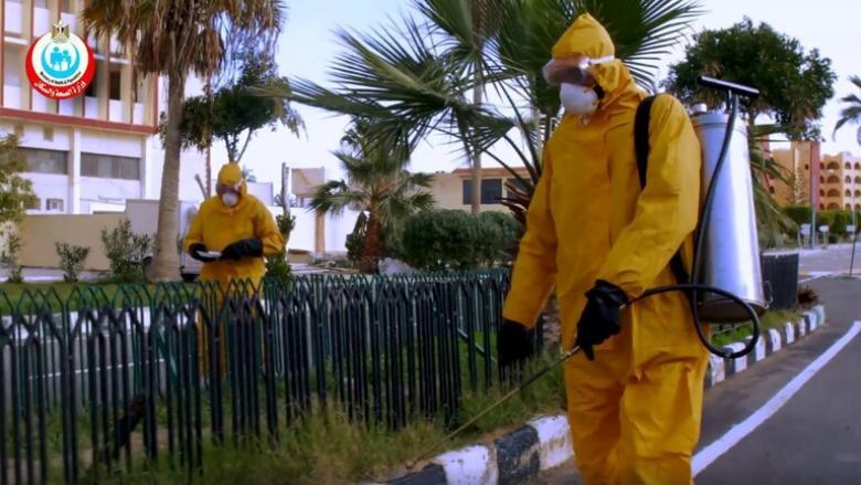 """مصر.. فيديو يكشف حالة المواطنين داخل الحجر الصحي لمواجهة """"كورونا"""""""