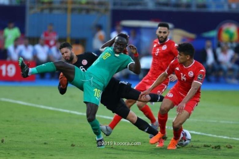 منتخب تونس يفشل في التاهل الى النهاىي امام السينغال