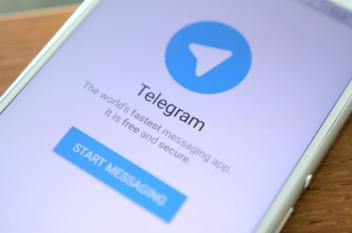 لأول مرة تيليغرام تحظر قناة بطلب من قوقل و آبل