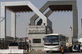 4277 مواطنًا غادروا غزة منذ فتح معبر رفح