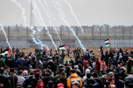 """جماهير قطاع غزة تتجهز لـ """"جمعة الجولان عربية سورية"""""""