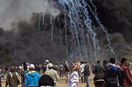 """جماهير غزة تتجهز لـ """"جمعة سنسقط الوعد المشؤوم"""""""