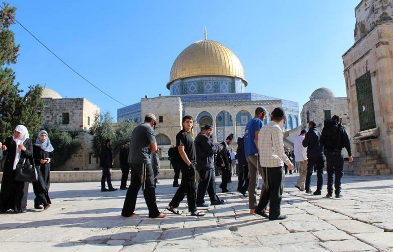 دعوات إسرائيلية لاقتحام الأقصى