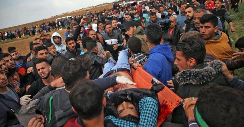 272 شهيد وأكثر من 16 ألف إصابة منذ انطلاق مسيرات العودة في غزة