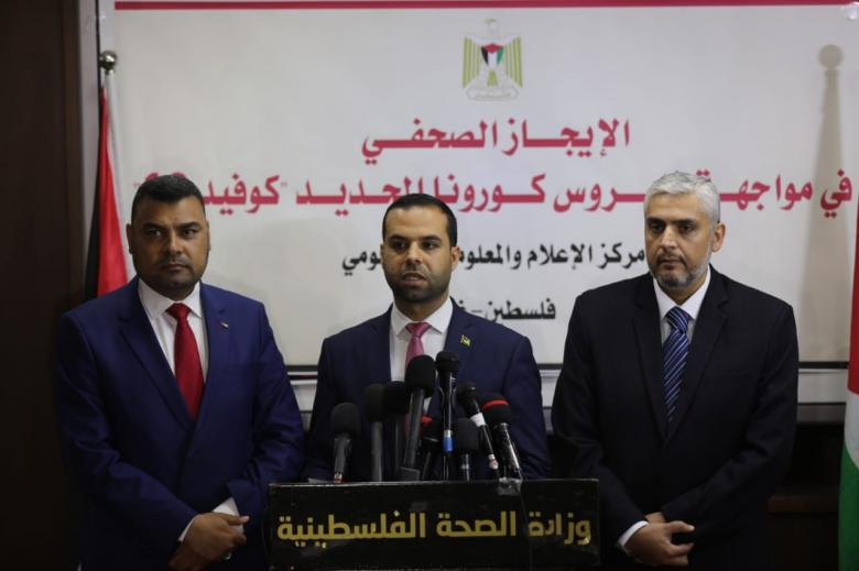 الموجز الصحفي.. آخر مستجدات كورونا في غزة
