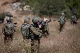تدريبات عسكرية لجيش الاحتلال بالنقب غداً