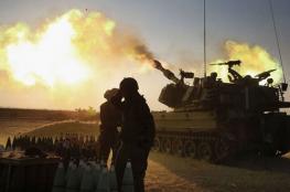 قصف مدفعي يستهدف نقاط للمقاومة شرق خانيونس