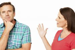 كيف تكسبين نقاشك مع زوجك؟