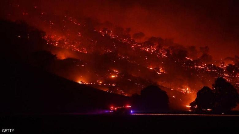 صدمة في أستراليا: 75% من السكان تأثروا بالحرائق