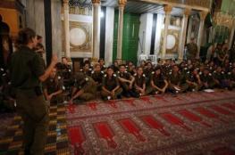 سلطات الاحتلال تعلن إغلاق المسجد الإبراهيمي ليومين