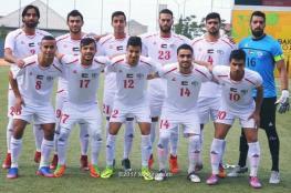 الأولمبي الفلسطيني على بعد خطوة من الحلم الآسيوي