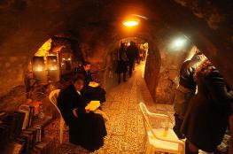 عيسى: 27 نفقا تحت البلدة القديمة بالقدس
