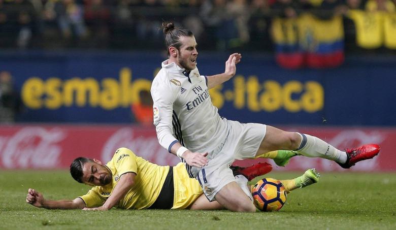 زيدان يؤكد رحيل بيل عن ريال مدريد