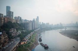 الصين تحتجز متهمين بتلويث نهر