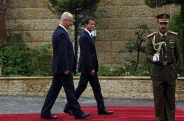 الحمد الله: نتنياهو يحاول تقويض المبادرة الفرنسية