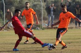 3 مباريات تقام اليوم في دوري غزة