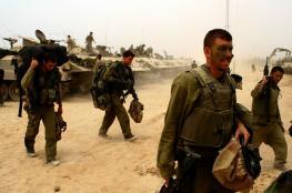 """""""إسرائيل"""" تتحضر لحروب قادمة في غزة ولبنان"""