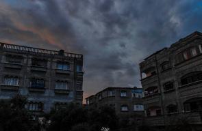 أجواء غزة صباح اليوم