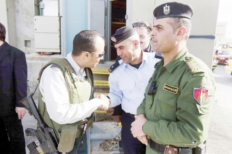 """تعاون سري بين """"إسرائيل"""" والسلطة في القدس"""