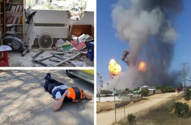 """تفاصيل وقف إطلاق النار بين حماس و""""إسرائيل"""""""