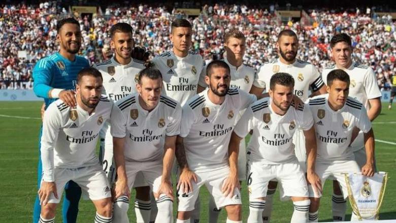 نجما ريال مدريد يعودان أمام ليفانتي