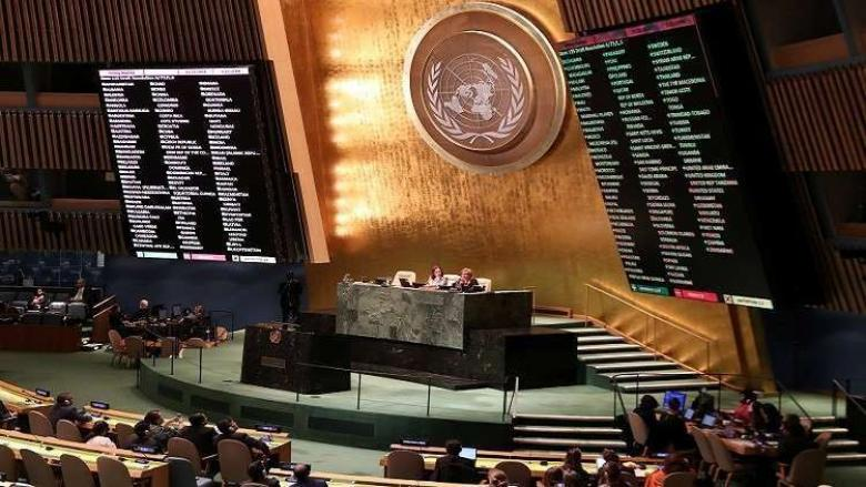 ماذا وراء مشروع القرار الأمريكي لإدانة حماس بالأمم المتحدة؟