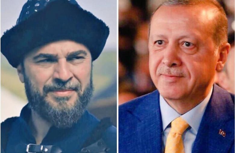 أردوغان يوجه رسالة في ذكرى وفاة أرطغرل