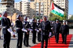 كلية الرباط تُخرِّج 54 ضابطاً ضمن فوج العودة بغزة