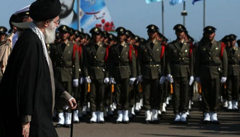 """ترامب يصنف الحرس الثوري الإيراني """"منظمة إرهابية"""""""