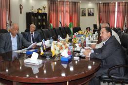 جامعة الأقصى تستضيف اجتماع رؤساء الجامعات الفلسطينية