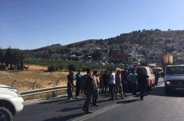 إصابة امرأة دهسها مستوطن في الخليل