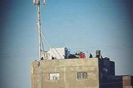 """تركيب أبراج إرسال لشركة """"الوطنية موبايل"""" بغزة استعداداً للعمل"""