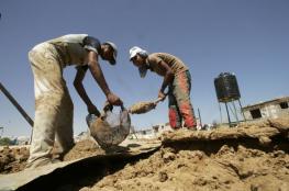 البطالة في فلسطين تسجل مستوى قياسيا