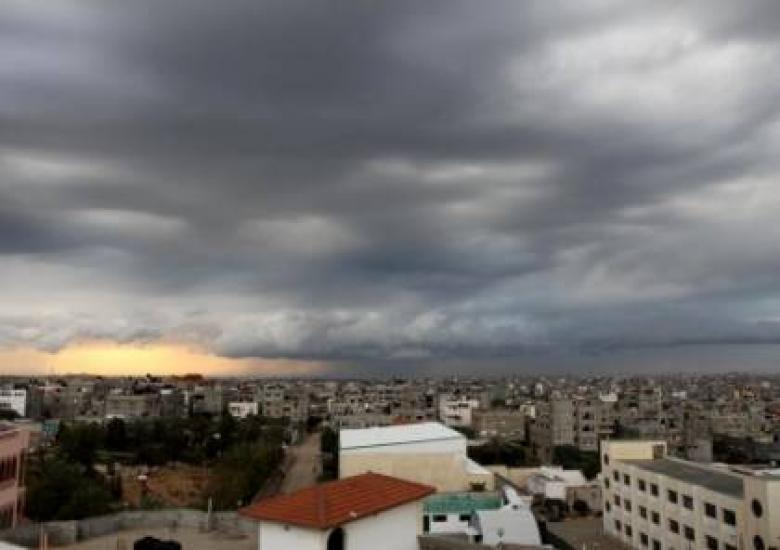 طقس فلسطين اليوم الثلاثاء
