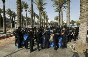 تعزيزات عسكرية مكثفة لجيش الاحتلال بالقدس