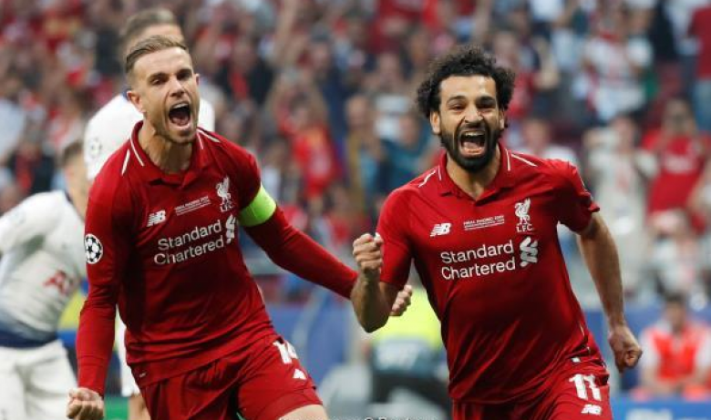 ليفربول يظفر بلقب دوري أبطال أوروبا