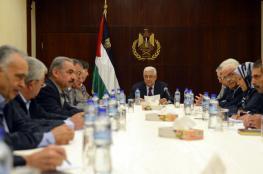 عباس: نواصل دعم المبادرة الفرنسية وجهود مصر والأردن للسلام