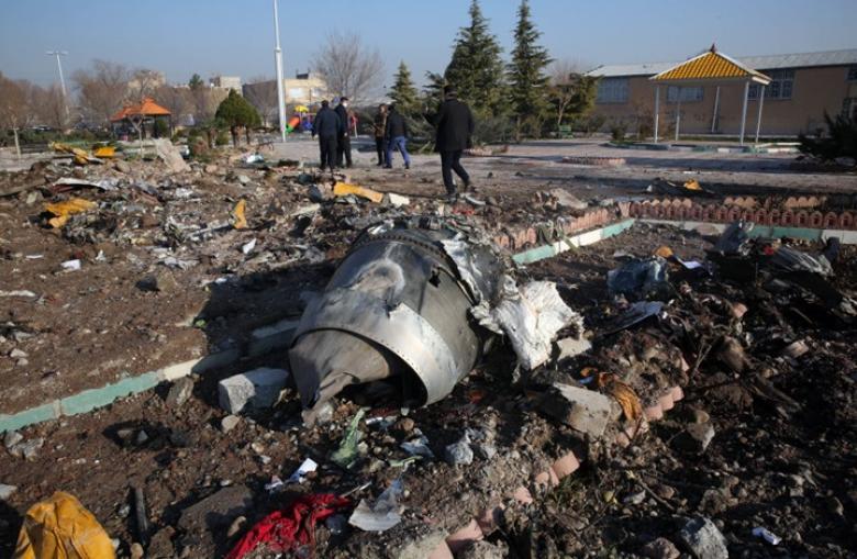 الطائرة الأوكرانية.. إيران تقرر نقل الصندوقين الأسودين لفرنسا