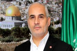 برهوم: مطالبة عباس بـ 22% من أراضي فلسطين جريمة وطنية