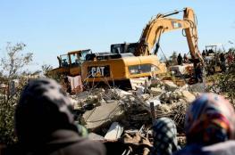 الاتحاد الأوروبي يطالب الاحتلال بوقف هدم منازل الفلسطينيين