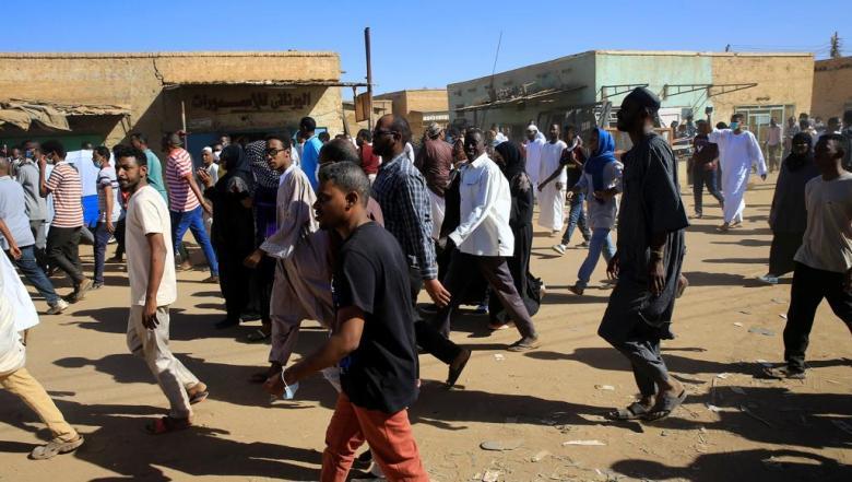 مظاهرات جديدة بالسودان تنادي بإسقاط النظام
