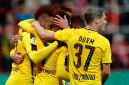 دورتموند يصعق بايرن ويبلغ نهائي كأس ألمانيا