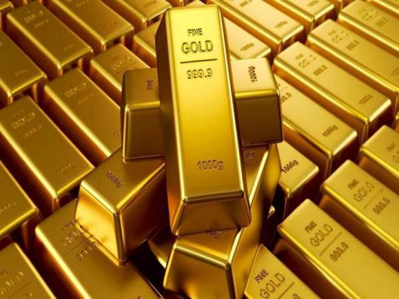 الذهب نحو أفضل أداء أسبوعي في 2019
